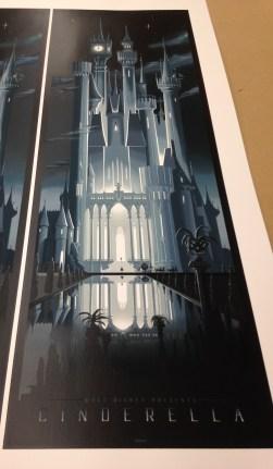 JC Richard Cinderella print