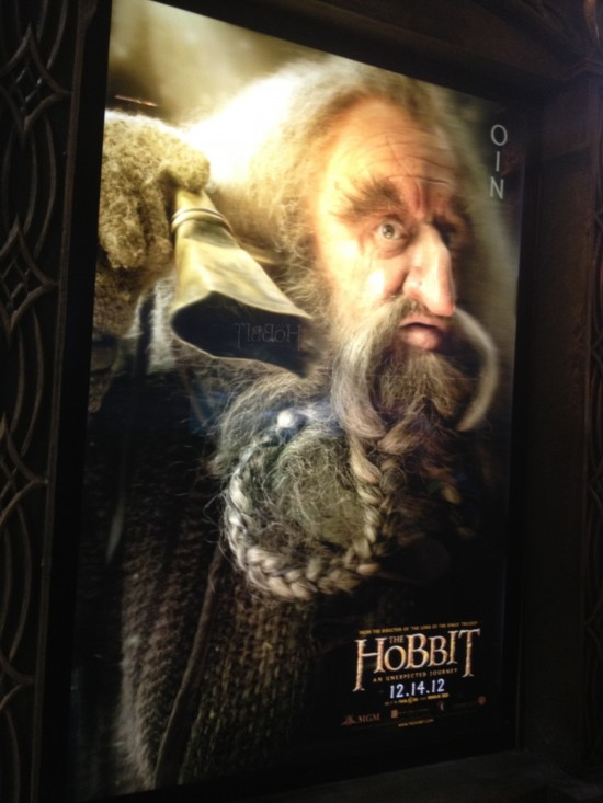 Hobbit Posters at Comic Con | /Film