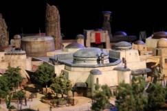Star Wars Land Model
