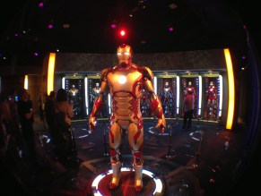 Iron Man Tech at Disneyland