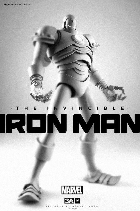 Invincible Iron Man 3A