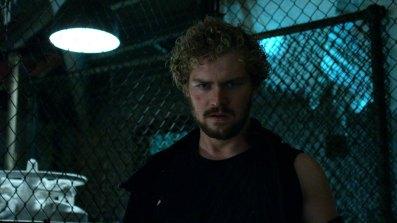 Iron Fist - Danny Rand (Finn Jones) inside