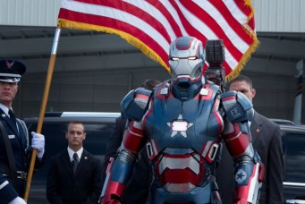 Iron Man 3 Official Patriot