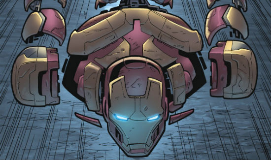 Iron Man 3 Storybook header