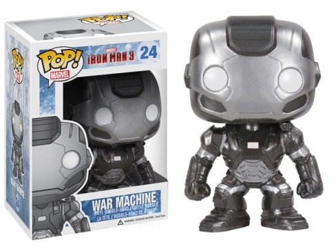 Iron Man 3 War Machine Funko