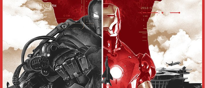 Iron Man by Gabz (paper variant)