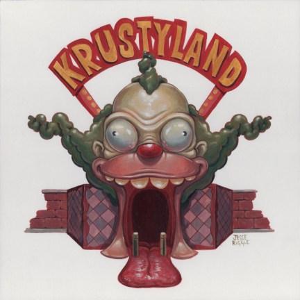 Jesse Riggle - Krustyland - Fake Theme Parks