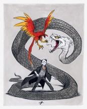 Jake Parker - Harry Potter Exhibit