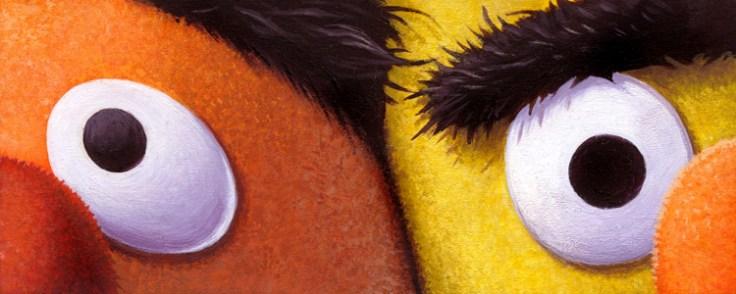 Jason Edmiston - Bert and Ernie Eyes final