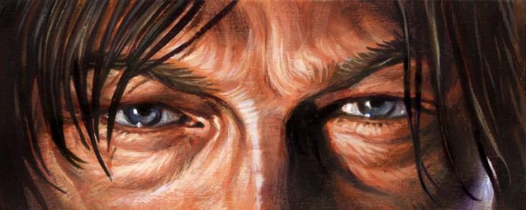 Jason Edmiston - Daryl Dixon Eyes final