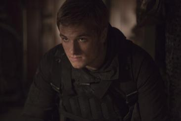 Josh Hutcherson as Peeta in The Hunger Games Mockingjay Part 2