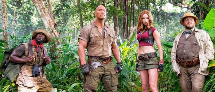 Jumanji Welcome to the Jungle Sequel