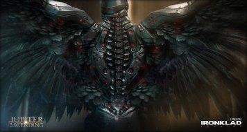 Jupiter Ascending Concept - soldier2c