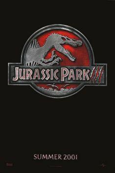 Jurassic Park 3 poster