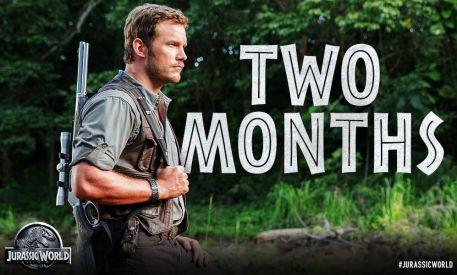 Jurassic World 2 Months