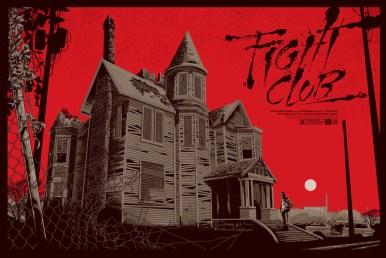 Ken Taylor - Fight Club variant