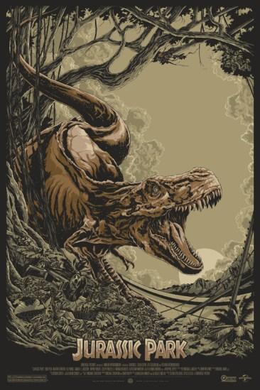 Ken Taylor - Jurassic Park regular
