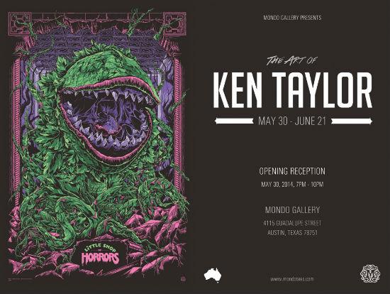 Ken Taylor Mondo Show