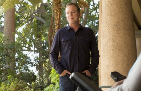 Kiefer Sutherland Touch