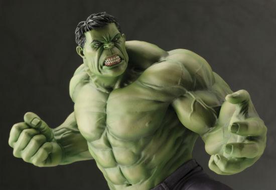 Kotobukiya Hulk Header