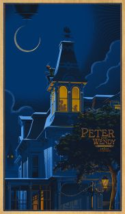 Laurent Durieux - Peter Pan Reg WOOD