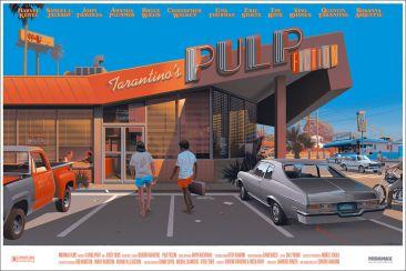 Laurent Durieux Pulp Fiction Regular