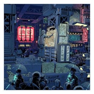 Laurie Greasley - Blade Runner