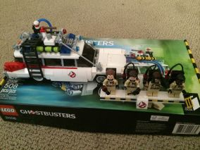 Lego Ghostbusters Ecto-1 12