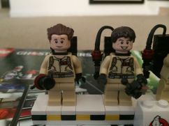 Lego Ghostbusters Ecto-1 2