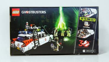 Lego Ghostbusters comparison 2