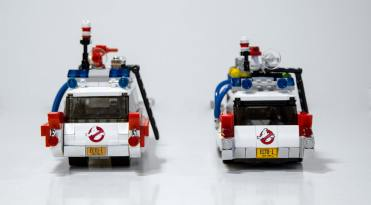 Lego Ghostbusters comparison 6