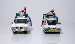 Lego Ghostbusters comparison 7