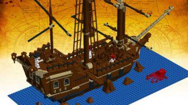 Lego Goonies Ideas 2