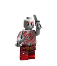 Lego Guardians of the Galaxy Drax