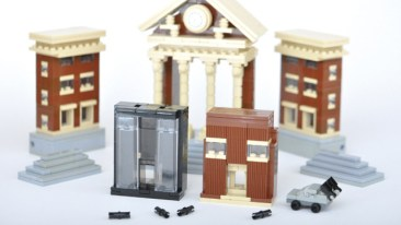 Lego Hill Valley Courthouse 2