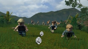 Lego Jurassic World game 2