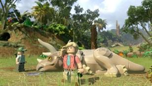 Lego Jurassic World game 4