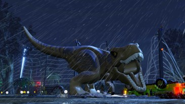 Lego Jurassic World game 6