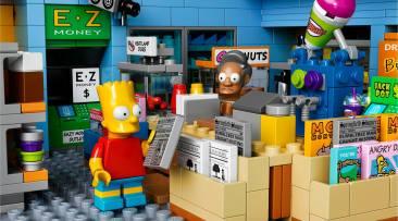 Lego Simpson Kwik E Mart 11