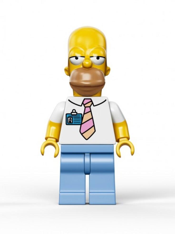 Lego Simpsons 8