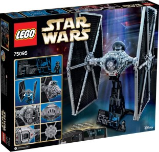 Lego Tie Fighter UCS 1