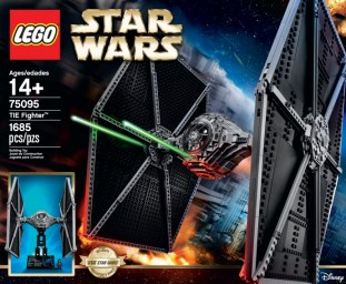 Lego Tie Fighter UCS 2