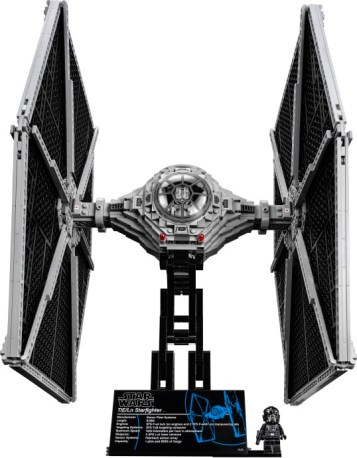 Lego Tie Fighter UCS 5