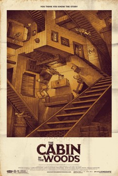 MONDO The Cabin In The Woods