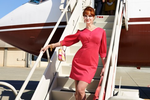 Mad Men Season 7 - Christina Hendricks as Joan Harris