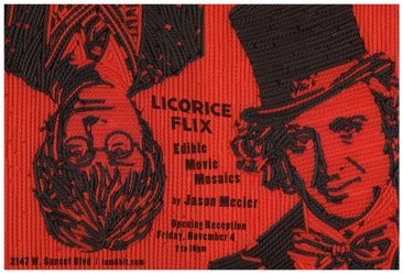 MainFlier_Licorice Flix_Back