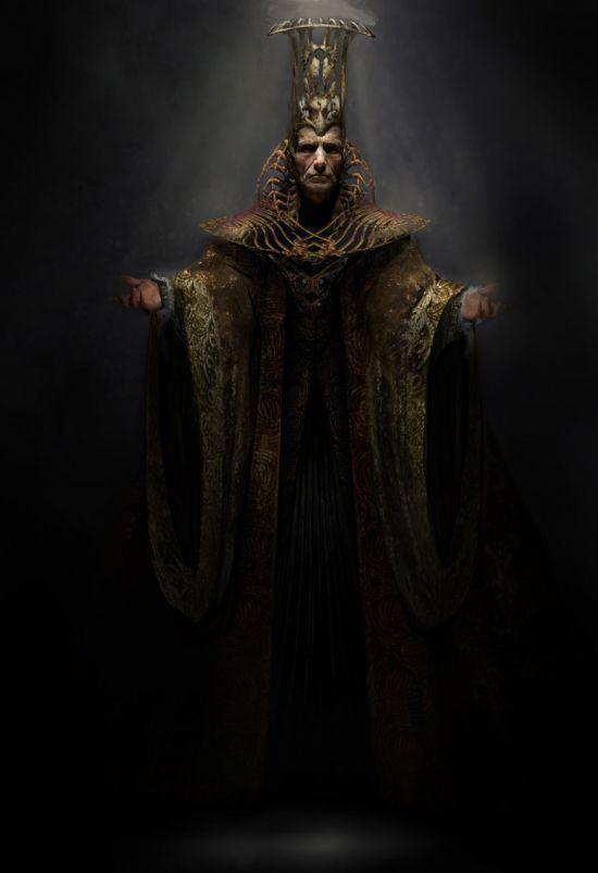 Man of Steel costume concept