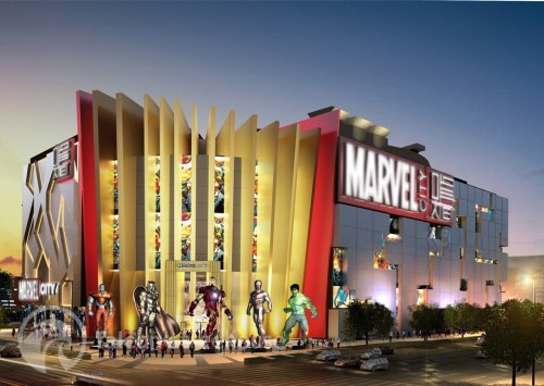 Marvel City 1