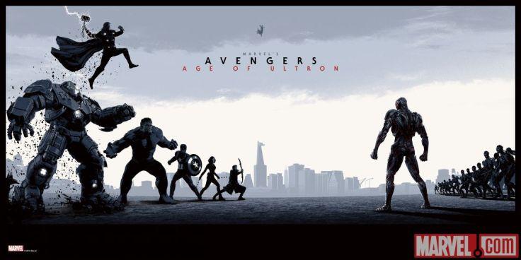 Matt Ferguson - Avengers Age of Ultron