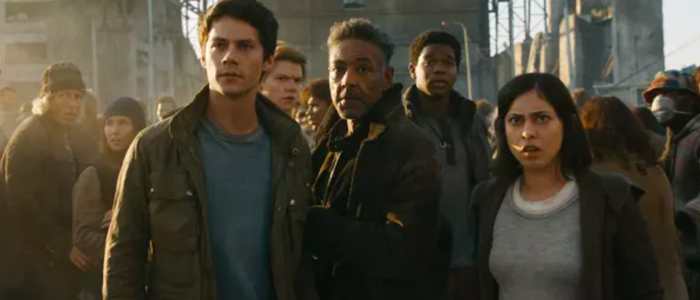 Maze Runner the Death Cure images